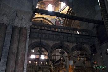 Єрусалим. Храм Гробу Господнього