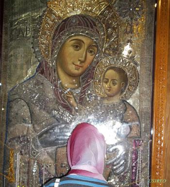 Чудотворна Віфлеємська ікона Божої Матері